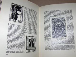 Westen, W. von zur: EX LIBRIS Buchkunst und Angewandte Graphik. Ex Libris Jahrgang 36 Neue Folge Jahrgang 20.