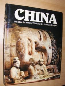 Vignelli (Gestaltung), Massimo: CHINA - Mit allen Provinzen, Tibet und der Inneren Mongolei *.