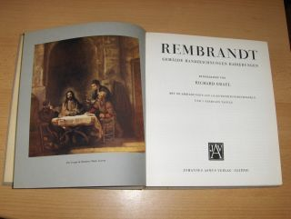 rembrandt gemalde handzeichnungen radierungen