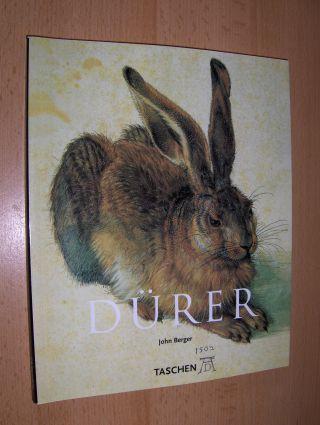 Berger, John: ALBRECHT DÜRER * - Aquarelle und Zeichnungen.