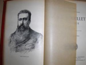 Gros, Jules: PAUL SOLEILLET EN AFRIQUE *. Illustrations de Genilloud, Masse et Notor.