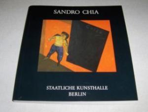 Haenlein (Hrsg.), Carl: SANDRO CHIA (geb. 1946) - Bilder 1976-1983 *. Mit Texten von Henry Geldzahler, Carl Haenlein, Michael Krüger und Anne Seymour.