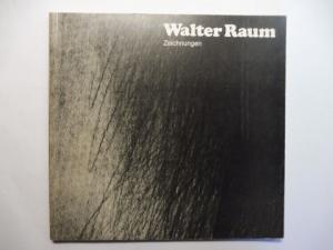 Mammel (Katalog I), Dr. Gerhard und Andreas Kühne (Text): WALTER RAUM - KONVOLUT *. 2 Kataloge. I : Zeichnungen 1972-1981 - II: Bildobjekte.
