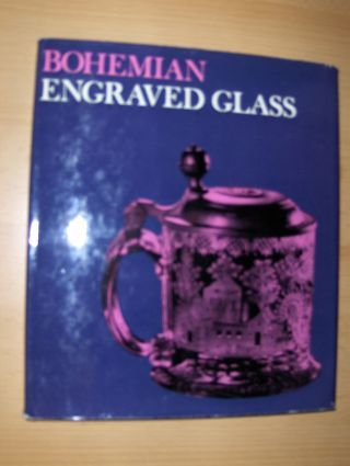Pesatova (Text), Zuzana and Jindrich Brok (Fotos): Bohemian Engraved Glass.