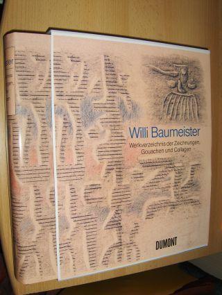 Ponert, Dietmar und Felicitas Karg- Baumeister: Willi Baumeister - Werkverzeichnis der Zeichnungen, Gouachen und Collagen *.