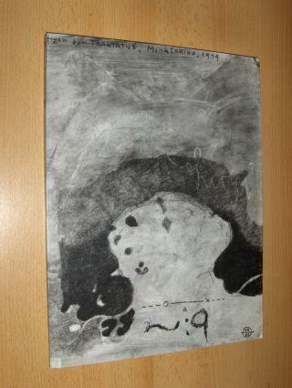 Reinhardt (Hrsg.), Georg, Gunther Thiem Kristian Sotriffer u. a.: KARL RÖSSING * - Bildzeichnungen 1981-1984. Ausstellung in der Städtischen Galerie Albstadt, im Kulturhaus Graz und im Rupertinum Salzburg 1984/85.