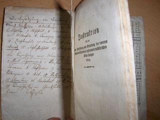 Tribolet, von und Frhr. von Montgelas: Instruktion für die zur Herstellung und Erhaltung der inneren Landes-Sicherheit bestimmten militärischen Abtheilungen 1803.