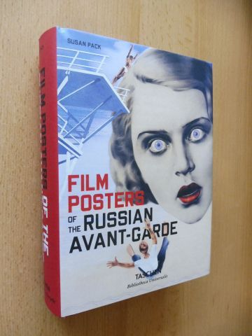 Pack, Susan: FILM POSTERS OF THE RUSSIAN AVANT-GARDE *. English/Deutsch/Francais. 0