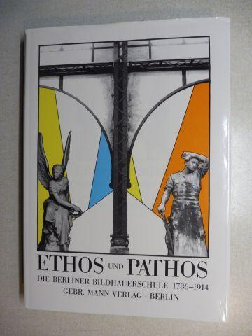 Bloch (Hrsg.), Peter, Sibylle Einholz (Hrsg.) Jutta von Simson (Hrsg.) u. a.: Ethos und Pathos. Die Berliner Bilhauerschule 1786-1914 *. Ausstellungskatalog (Beiträge mit Kurzbiographien Berliner Bildhauer).