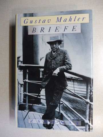 Blaukopf (Hrsg.), Herta und Gustav Mahler *: GUSTAV MAHLER BRIEFE.