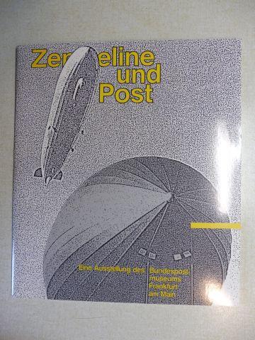 Ehrenfried, Walter und Herbert Leclerc: Zeppeline und Post *.