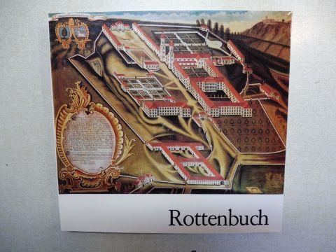 Mois, Jakob und Hans Pörnbacher (Hrsg.): Rottenbuch. Das Augustinerchorherrenstift im Ammergau. Beiträge zur Geschichte, Kunst und Kultur *.