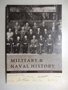 Maggs Bros Ltd.: MAGGS BROS CATALOGUE 1323 : MILITARY AND NAVAL HISTORY.