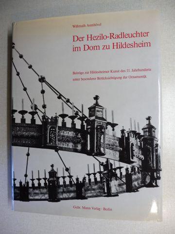 Arenhövel, Willmuth: Der Hezilo-Radleuchter im Dom zu Hildesheim. Beiträge zur Hildesheimer Kunst des 11. Jahrhunderts unter besonderer Berücksichtigung der Ornamentik.