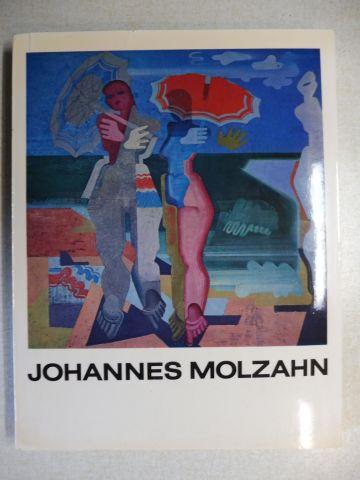 Schade, Herbert: JOHANNES MOLZAHN (1892-1965) - Einführung in das Werk und die Kunsttheorie des Malers. + AUTOGRAPH *.