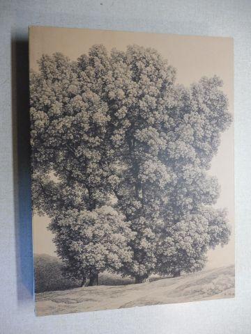 Gauss (Bearbeitet v.), Ulrike: Die Zeichnungen und Aquarelle des 19. Jahrhunderts in der Graphischen Sammlung der Staatsgalerie Stuttgart *. Bestandskatalog bearbeitet von Ulrike Gauss.