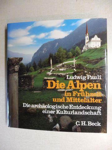 Pauli, Ludwig: Die Alpen in Frühzeit und Mittelalter *. Die archäologische Entdeckung einer Kulturlandschaft.