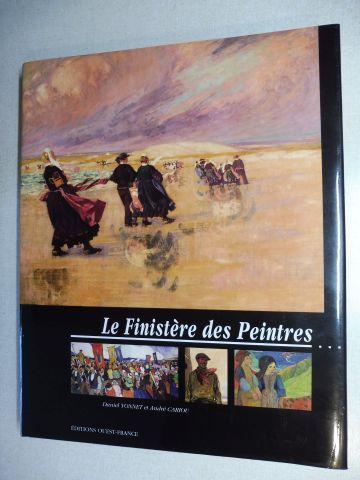Yonnet, Daniel und Andre Cariou: Le Finistere des Peintres...