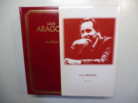 Aragon *, Louis: Les beaux quartiers / Aurelien. 2 Bände / 2 Volumes.