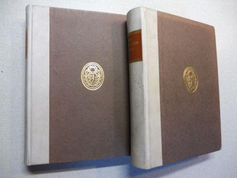 Platon und Wilhelm Nestle (Hrsg.): DIE NACHSOKRATIKER. Erster und zweiter Band. In Auswahl übersetzt und herausgegeben von Wilhelm Nestle.