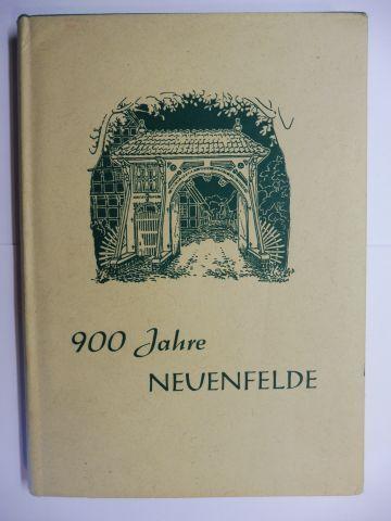 Fock (Hrsg.), Gustav: 900 Jahre NEUENFELDE vormals HASSELWERDER *. Im Auftrag des Ausschusses für die Gestaltung der 900-Jahrfeier.