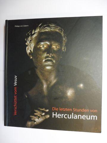 Mühlenbrock (Hrsg.), Josef und Dieter Richter (Hrsg.): Verschüttet von Vesuv - Die Letzte Stunden von Herculaneum *.