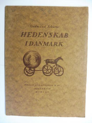 Schütte, Gudmund: HEDENSKAB I DANMARK.