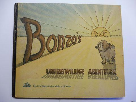 Hilge, H.: BONZO`S UNFREIWILLIGE ABENTEUER. 0