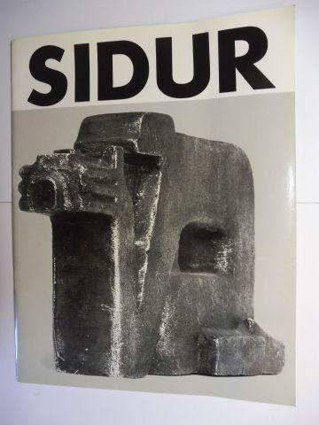 Gladkov, E. und Prof. Dr. Karl Eimermacher: VADIM SIDUR - Stadt Offenburg 1979 *.