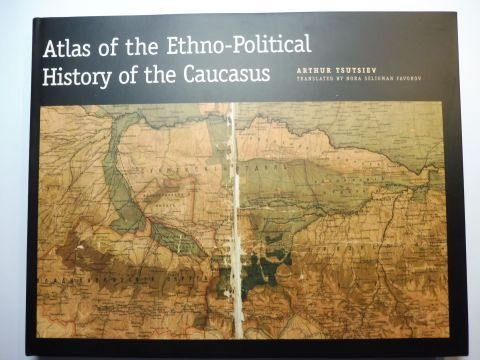 Tsutsiev, Arthur and Seligman Favorov (Translated): Atlas of the Ethno-Political History of the Caucasus.