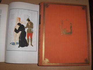 Boccaccio, Giovanni di und Klabund: DECAMERON. I. u. II. (2 Bände). Ungekürtzte Ausgabe neu durchgesehen, überarbeitet, ergänzt und mit einem Vorwort versehen von Klabund.