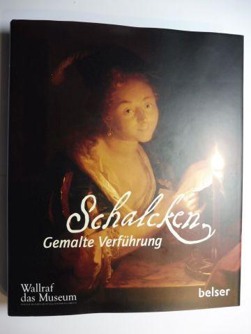 Sevcik (Hrsg.), Anja k.: Schalcken * - Gemalte Verführung.