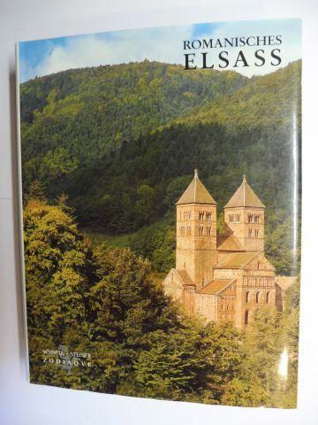 Will, Robert und Hans Haug (Beitrag): ROMANISCHES ELSASS *.