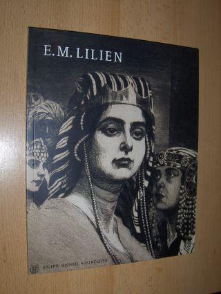 Hasenclever, Michael und Dirk Heißerer (Beitr.): E.M. LILIEN - Unterwegs im alten Orient - Der Radierer und Lichtzeichner Ephraim Moses Lilien *.