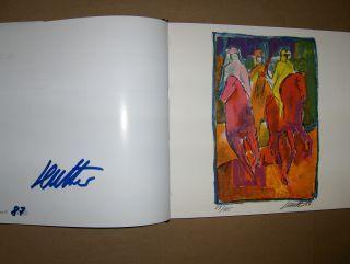 Bouillot (Vorwort *), Roger: Reuther + Original Farblithographie. Dessins et Croquis / Zeichnungen und Entwürfe.