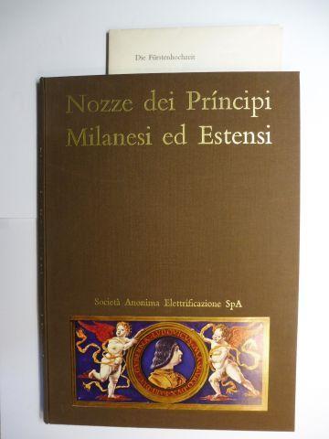 Lopez (a cura di), Guido und Valentino De Carlo: Nozze dei Principi Milanesi ed Estensi di Tristano Calco milanese *.