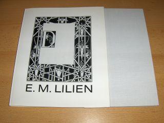 Hasenclever, Michael und Ekkehard Hieronimus (Einleitung): E. M. LILIEN - Zeichnungen für Bücher *.