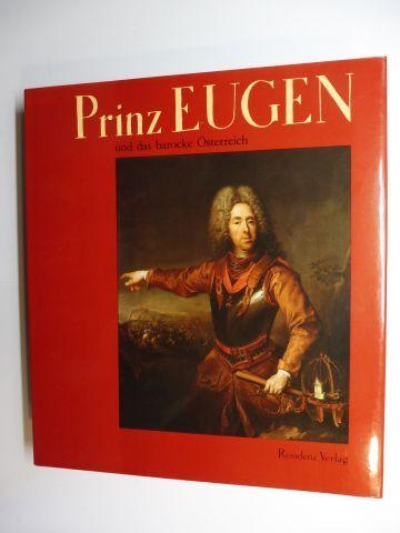 Gutkas (Hrsg.), Karl: Prinz EUGEN und das barocke Österreich *.