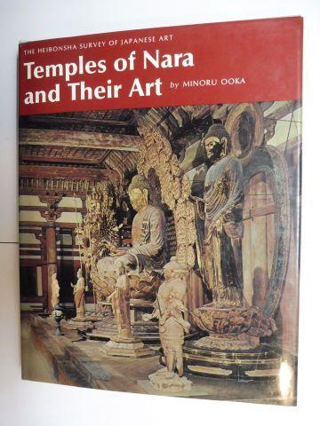 Ooka, Minoru: Temples of Nara and Their Art *.