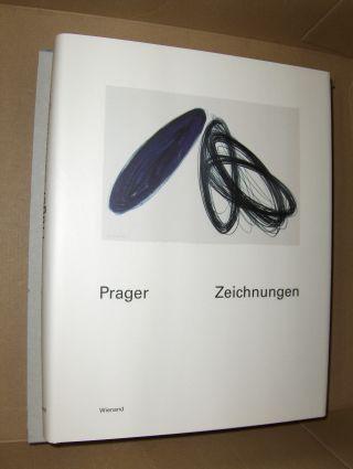 Schneckenburger, Manfred, Richard W. Gassen (Beiträgen) und Rolf Wedever: Heinz-Günter Prager. Zeichnungen 1971-1993. + ORIGINAL-GRAPHIK *.