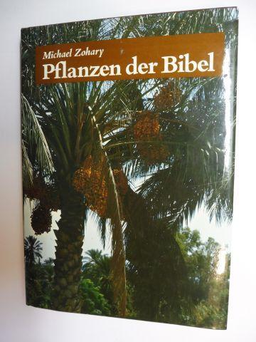 Zohary, Michael: Pflanzen der Bibel *. Vollständiges Handbuch von Professor Michael Zohary.