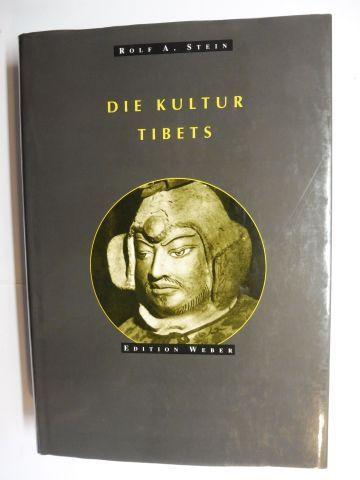 Stein, Rolf A. und Lobsang Tendsin (Illustr.): DIE KULTUR TIBETS. Illustriert von Lobsang Tendsin.