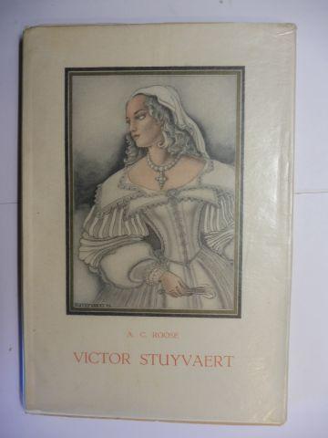 Roose, A.C. und Louis Lebeer (Inleiding door): VICTOR STUYVAERT (WERELD-BIBLIOTHEEK).