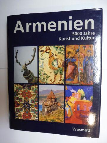 Heublein, Brigitte: Armenien - 5000 Jahre Kunst und Kultur *. Herausgegeben vom Museum Bochum und der Stiftung für Armenische Studien. Mit Beiträge (mit u.a. Übersetzungen).