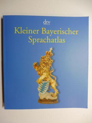 Renn, Manfred und Werner König: Kleiner Bayerischer Sprachatlas *.