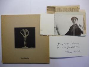 Kinkel, Hans, Armin Zweite Toni Stadler * u. a.: Toni Stadler *. + AUTOGRAPHEN u. BEILAGEN. Städtische Galerie im Lenbachhaus München 13.12.1978 - 21.01.1979.