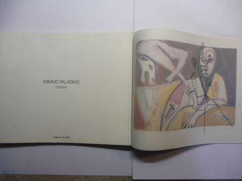 Bandini (Vorwort), Mirella, Mimmo Paladino * Galleria ARCO u. a.: MIMMO PALADINO * - Disegno. 0