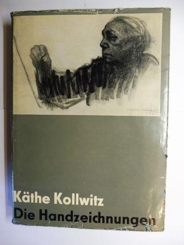 Nagel (Hrsg.), Otto, Sibylle Schallenberg-Nagel Dr. Hans Kollwitz / Dr. Werner Timm u. a.: Käthe Kollwitz * - Die Handzeichnungen - Werkverzeichnis der Zeichnungen - Skizzen - Studien / Catalogue raisonne des dessins et etudes. 0
