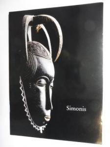 Simonis, H. u. N. (Galerie) und Jörg Schanze (Fotografie): GALERIE SIMONIS - Afrika . Ozeanien. Nr. 36. (Afrikanische u. Ozeanische Kunst *).