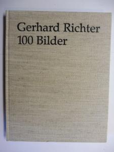 Obrist (Hrsg.), Hans-Ulrich: Gerhard Richter 100 Bilder *.